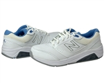 New Balance: Health Walking Motion Control Leather 928v2 White/Blue