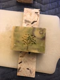 Forest Mist Beeswax Soap