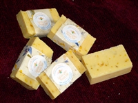 Luscious Lemon Beeswax Soap