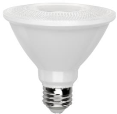 MaxLite LED PAR30 Bulb, 11 Watt, Short Neck, Flood, 5000K, 11P30D50FL - View Product