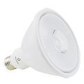 Green Creative PAR 38, 19 Watt, E26 Base, High Output 120-277V, Non-Dimmable, Standard White Finish- View Product