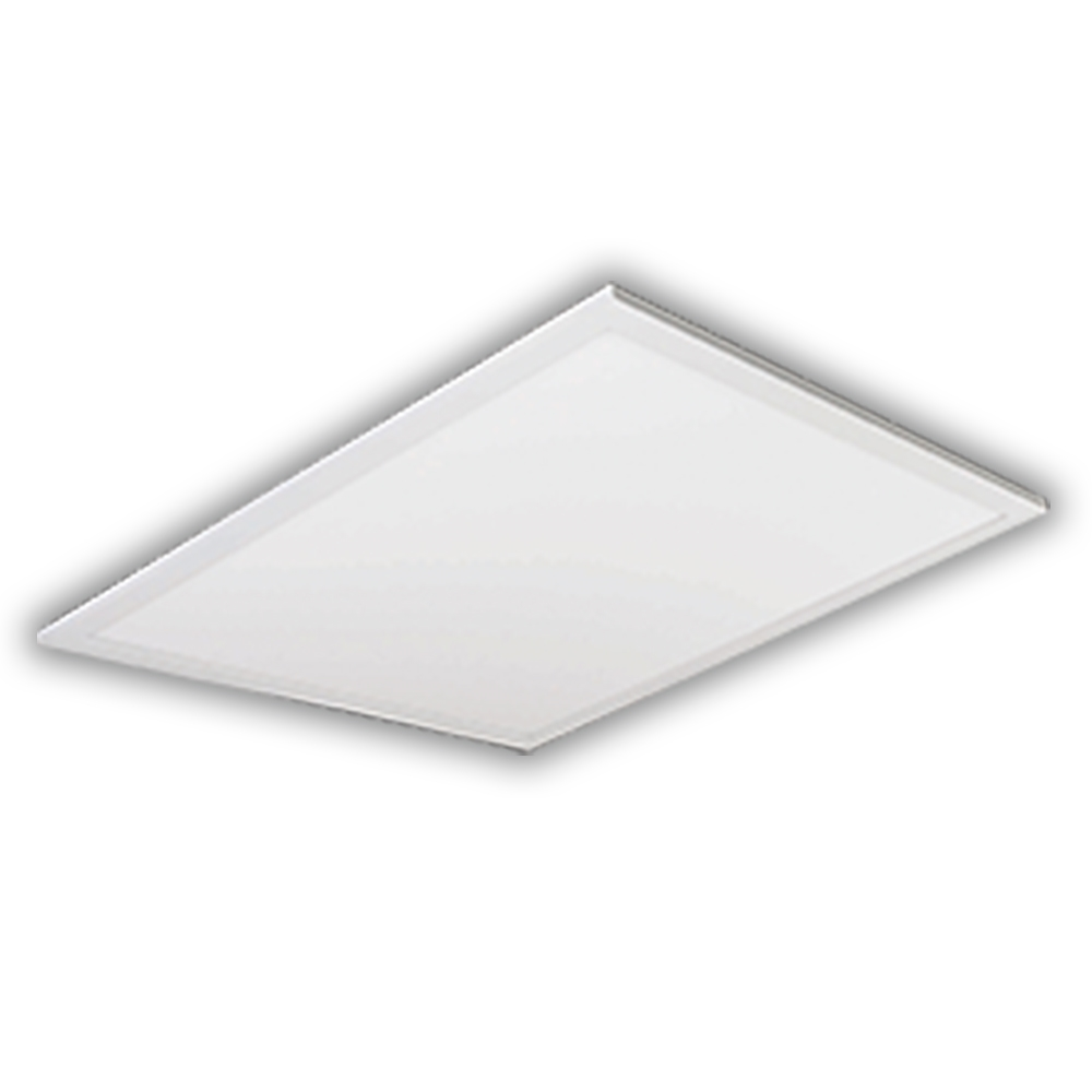 Halco Edge Lit Surface Mount Flat Panel 2x2 30 Watt 4000k 0 10v Dimmable Frosted Lens