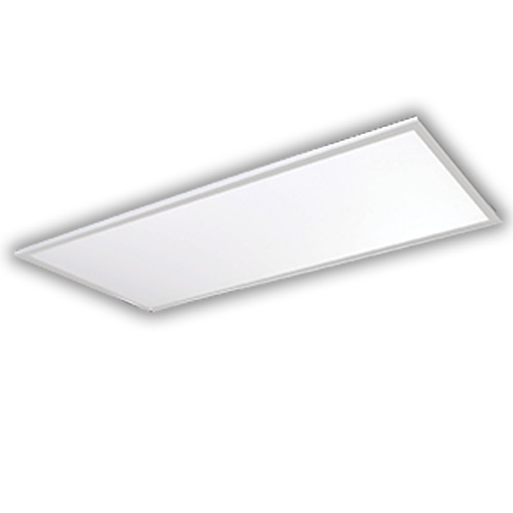 Halco Edge Lit Surface Mount Flat Panel 2x4 50 Watt 5000k 0 10v Dimmable Frosted Lens