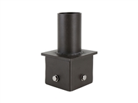 LED Lighting Wholesale Inc. 4 Inch Square Pole Mount with 2-3/8 Inch O.D. Tenon- View Product
