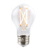 Green Creative A19 Filament Bulb, 5 Watt, E26 Base, 120 Volt Dimmable Clear, Replaces 40 Watt- View Product