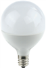 Maxlite G16.5 Globe Bulb, Replaces 40 Watt-View Product
