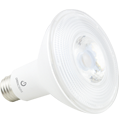 Green Creative PAR 30, 8.5 Watt, E26 Base, Core Series, 120V Dimmable, White Standard Finish- View Product