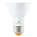 Green Creative PAR 20, 8 Watt, E26 Base, Refine Series, 120V Dimmable, White Standard Finish- View Product
