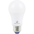 LEDone A19 Bulb, Non-Dimmable, 8.5 Watt Replaces 60 Watt, E26 Base, A19-60WE-8.5W27K - View Product.