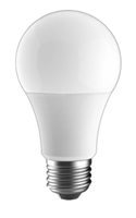 LEDone A19 Bulb, Dimmable, 9.5 Watt Replaces 60 Watt, E26 Base, A19-60WE-9.5WD50K - View Product.