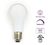 Aleddra LED A19 Bulb, 8 Watts, E26 Base (Case of 100)- View Product
