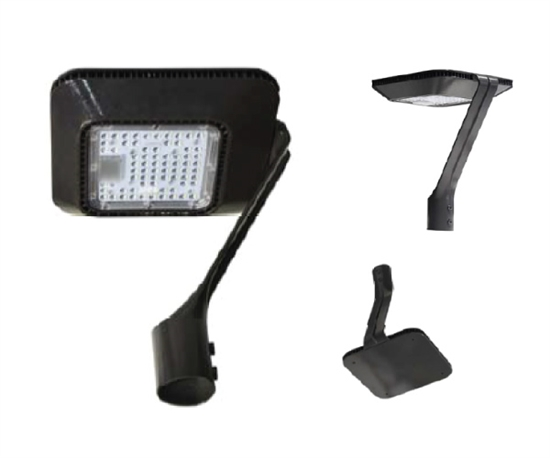 Aleddra LED Garden Light, 50 Watt, Dimmable- View Product