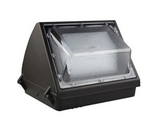 Aleddra LED Semi-Cutoff Wall Pack, 40 Watts- View Product