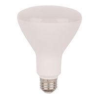 Halco BR Bulb, 8 Watt, E26 Base, 3000K, Frosted Lens, Dimmable-View Product