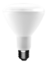 LEDone BR40 Bulb, 15 Watt Dimmable, BR40-75WE-15WD27K -View Product
