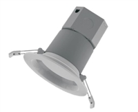 LED Recessed Retrofit Light, 7 Watts, 4 Inch Baffle, BRK-LED4ICN-7W-27K-ECO -View Product