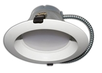 LED Recessed Architectural Trim, 27 Watts, 8 Inch Baffle Trim-View Product