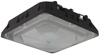 LED Ultra Thin Canopy Light, 80 Watt