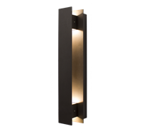 WestGate Crest Sconces, 10 Watt, Still Trim, Bronze Finish, 3000K, CRE-06-30K-BR- View Product