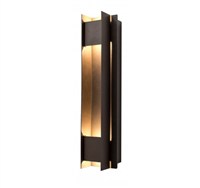 WestGate Crest Sconces, 10 Watt, Passage Trim, Bronze Finish, 3000K, CRE-07-30K-BR- View Product