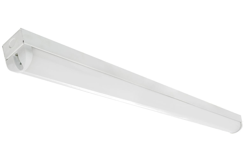 Westgate 4 Foot Led Architectual Strip Light For Garage Stairwells Dimmable 25 Watts 5000k Csl 4ft 25w 50k Oc