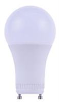 Maxlite A19 Bulb, Enclosed Rated, GU24 Base, 3000K, Replaces 75 Watt, Generation 6- View Product
