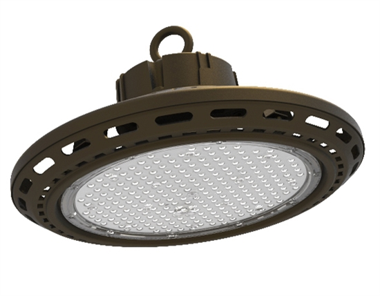 James UFO High Bay, Generation 2, 80 Watt, Dimmable, EV-U80W-D1DZ - View Product