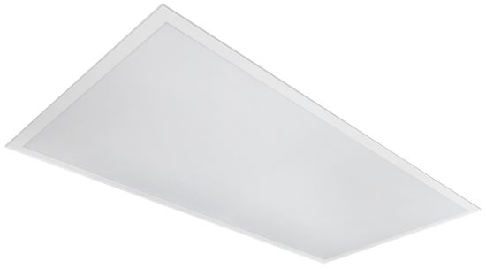 Alphalite 1X4 LED Flat Panel, 30 Watt, 4000K, High Lumen, 0-10V Dimmable- View Product