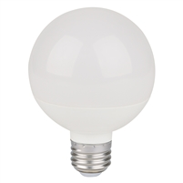 Halco Decorative G25 Lamp, 6 Watt, E26 Base, Dimmable, Omni-Directional-View Product