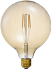 LEDone G40 Clear Lens Filament Bulb, 5 Watt, E26 Base, 120 Volt Dimmable, Replaces 60 Watt, G40-60WE-5WD22K-FIL - View Product