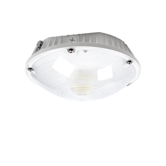 ATG ELECTRONICS LED Garage Fixture, 60 Watt, Dimmable, GRL