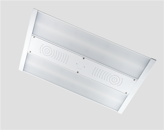 James Linear High Bay, 2 Foot, 160 Watt, Dimmable- View Product