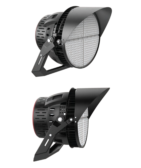 Aleddra LED Sport Light, 500 Watt- View Product