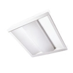 Alphalite Volumetric Troffer, 2x2 Foot, 18 Watt, 5000K, Low Wattage, Dimmable, ILT-CB-22VL(18S)-850- View Product