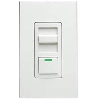 Leviton, 0-10V Slide Dimmer with Locator Light, Mark 7, Includes 3 Color Options- View Product
