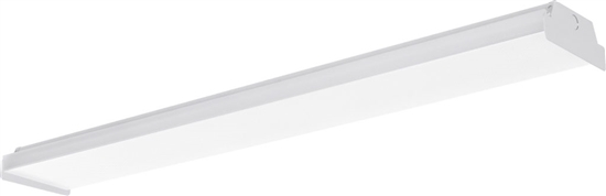 Alphalite LED Utility Wrap Luminaire, 2 Foot, 25 Watt,- View Product