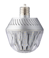 Light Efficient Design, LED Post Top Retrofit, EX39 Base, 45 Watt-View Product