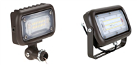 Liron Universal LED Flood Light, 15 Watt, Knuckle or Trunnion Mount- View Product
