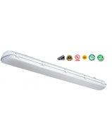 WestGate LED Linear Vapor Tight Light, 4 Foot, 75 Watt, Dimmable-View Product