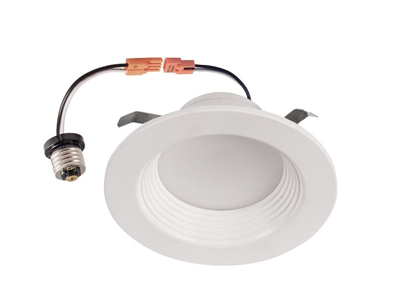 Ledone Recessed Down Light 4 Inch 9 Watt Dimmable Damp Location Rated