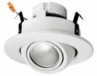 LEDone Rotatable Recessed Down Light, 4 Inch, 10 Watt, 5000K, Dimmable, Gimbal- View Product