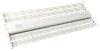 LEDone Linear High Bay, 4 Foot, 320 Watt, High Lumen, Dimmable, 5000K- View Product