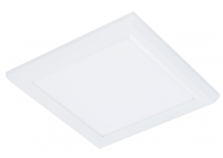 WestGate Internal Driver Surface Mount Panel, 8 Inch Square, 16 Watts, 3000K, LPS-S8-30K- View Product
