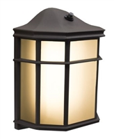 WestGate LED Residential Lantern with Photocell, 12 Watt, Style A- View Product