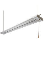 WestGate LED Shop Light, 40 Watt, 4 Foot with Adjustable Suspension Cable - View Product