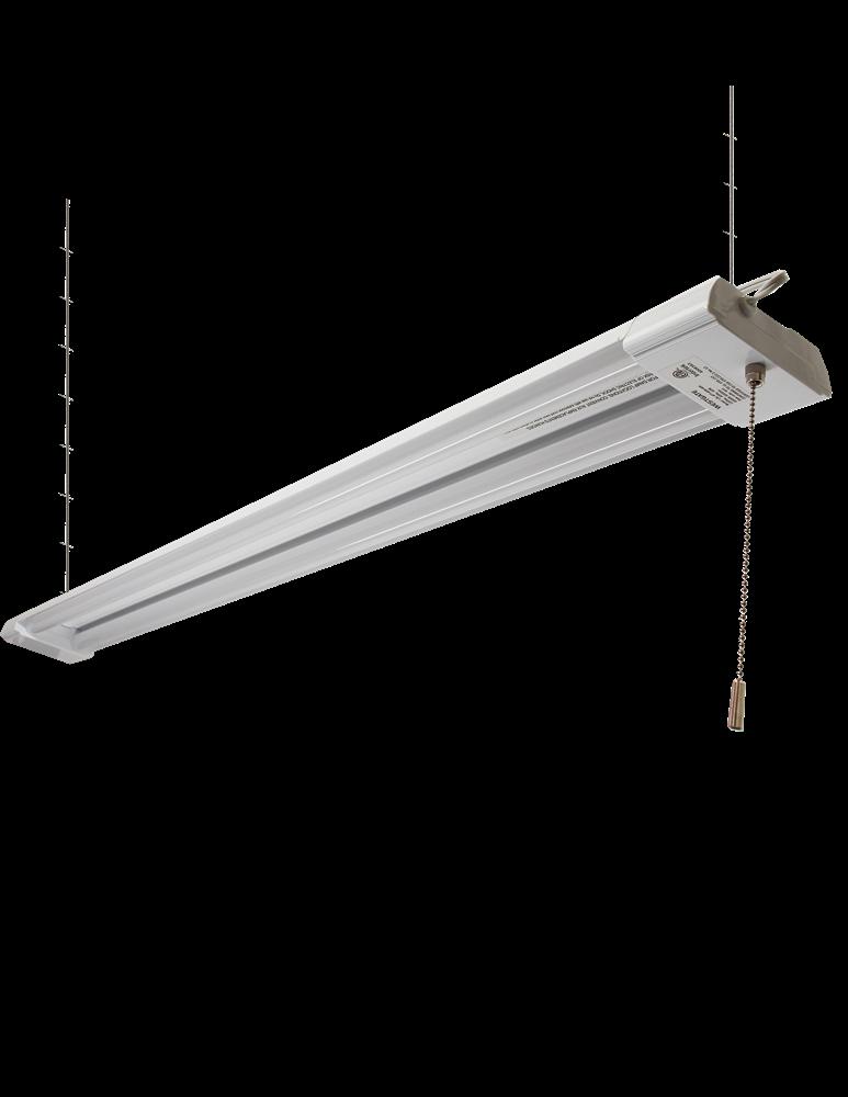 4ft Led Shop Light >> Westgate Led Shop Light 40 Watt 4 Foot With Adjustable