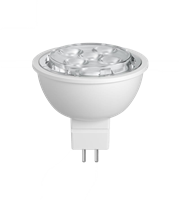 LEDone MR16 GU5.3 Base, 6.5 Watt, 120 Volt Dimmable, MR16-50WE-6.5WD27K-B38, MR16-50WE-6.5WD50K-B38 -View Product