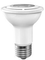 LEDone PAR20, 7 Watt 5000K, E26 Base, 120V Dimmable, Replaces 50 Watt - View Product