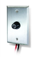 WestGate Button Photocontrol w wall plate, 120V- View Product