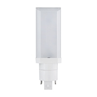 Halco Plug-In PL H Bulb, 10 Watt, G24d/G24q Base, Bypass, 3500K -View Product